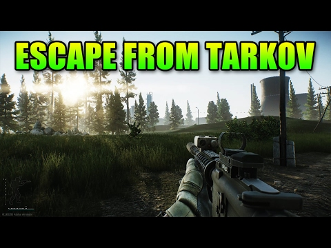 Escape From Tarkov - Alpha Impressions