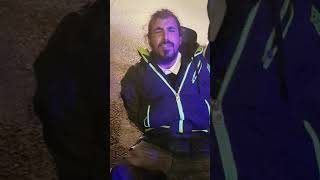 Part 2 - Car thief caught and arrested by police