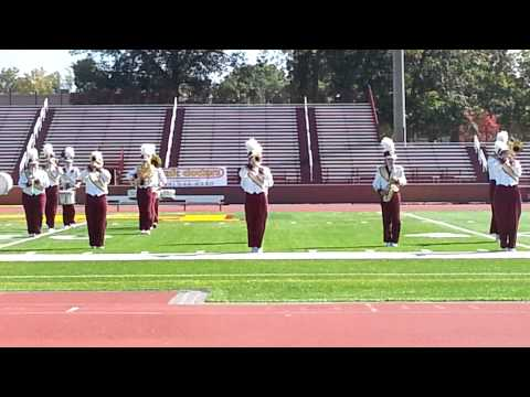 Unaka high school band