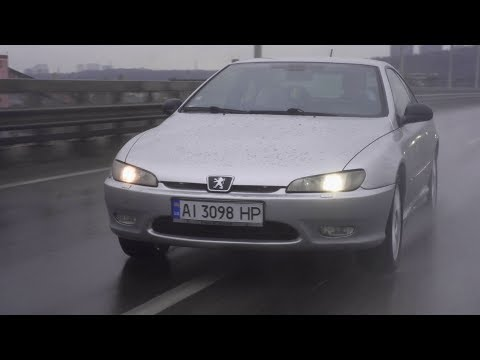 Peugeot 406 Coupe - я влюбился.