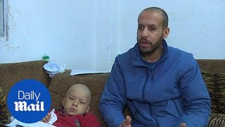 Father of Syrian cancer patient appeals to Trump after ban - Daily Mail