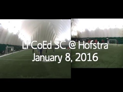 LI CoEd SC January 8, 2016 @ Hofstra University