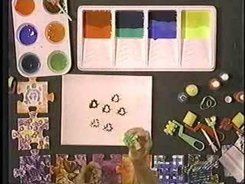 Free Preschool Art Activity 6a Biocolor Open Ended Art Youtube
