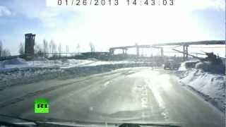 Военная техника на дорогах России