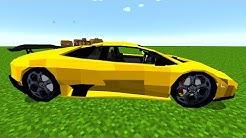 Mein neuer Sportwagen! - Minecraft Mod