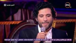 شيري ستوديو - النجم / حسن الرداد ... يتحدث عن أول مباراة له في الدوري المصري وماذا حدث له