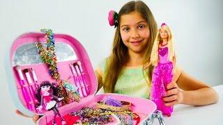 Polen ile Barbie ve Monster High oyunları