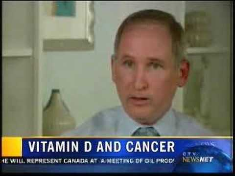 Vitamin D is awesome for cancer