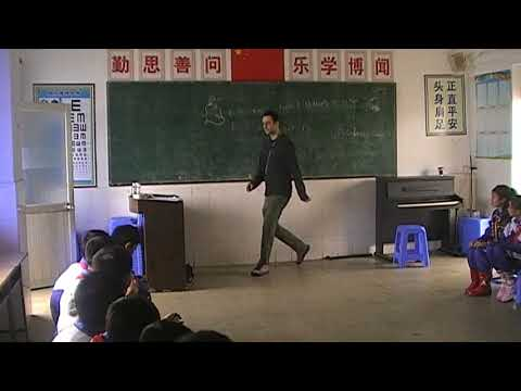 Eric's demo-class Guangdong Primary school