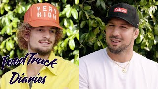 Sean O'Malley | Food Truck Diaries | EP 2 | BELOW THE BELT with Brendan Schaub
