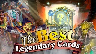 The Best Legendary Cards From Boomsday: What Should I Craft? Hearthstone Results of the First Week.