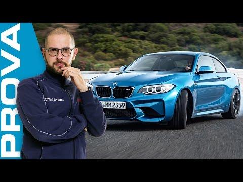 BMW M2 | la nostra prova fra i cordoli dell