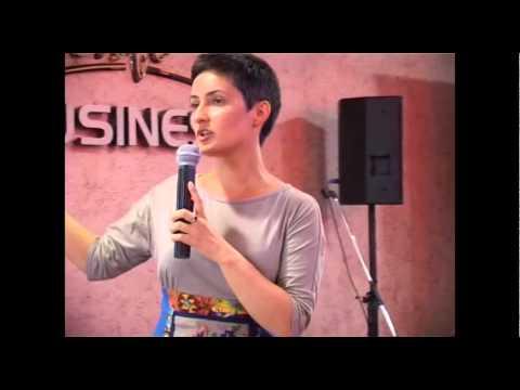 Life | Cristina Varo | TEDxReghin
