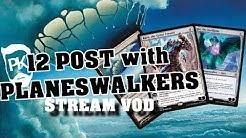 12 Post Planeswalkers, in Legacy - Karn the Great Creator Lock - MTG Stream VOD