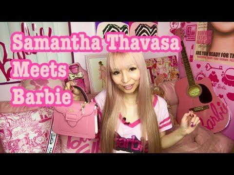 Samantha Thavasa meets Barbie♡ Azusa Barbie