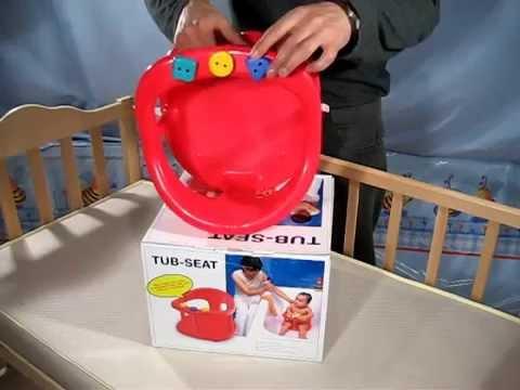 Горка для купания детей с системой антискольжения! Супер Комфорт .