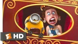 Minions - Kidnapping The Queen Scene (5/10) | Fandango Family