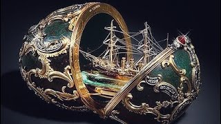 Top 10 | Beautiful and Expensive Imperial Egg of Russia from the House of Faberge