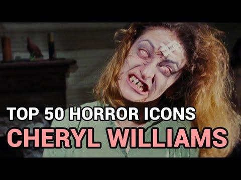 28. Cheryl Williams Horror Icons Top 50