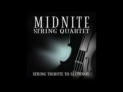 Before I Forget MSQ Performs Slipknot by Midnite String Quartet