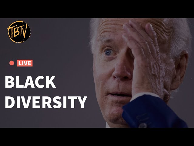 Joe Biden Comments On Black Diversity | Tim Black