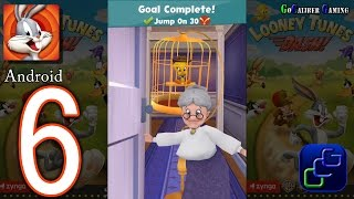 looney tunes dash android walkthrough part 6 episode 3 putty tat trouble 39 45