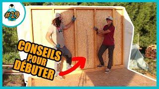 Comment construire un abri de jardin en ossature bois - LPMDP #19