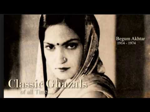 Classic Ghazals of All Time... Part 1.