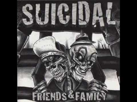 Suicidal - Friends & Family ( Full Album )