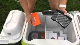 UnBoxing: The Coolest Cooler