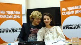 Александр Кривошапко и Татьяна Денисова - 1