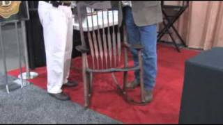Scott Morrison Chair Plans And Videos Presented By Woodcraft