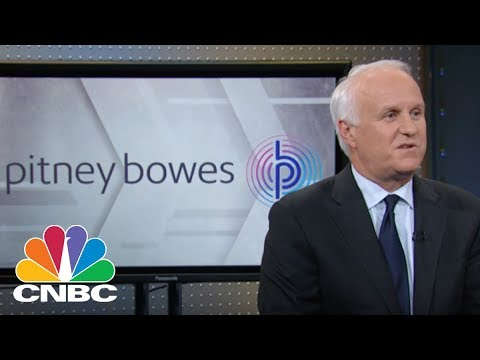 Pitney Bowes CEO: Reinventing Mail | Mad Money | CNBC
