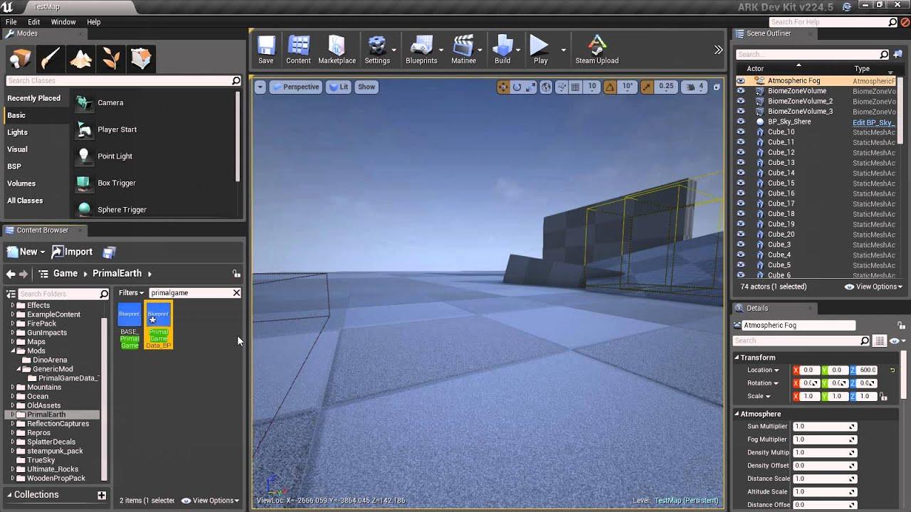 Ark Modding Tutorials - Unreal Engine Forums