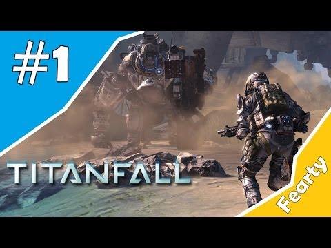 Zagrajmy w TITANFALL #1 PREMIERA   Gameplay [PL]   1080p