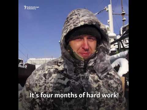 The Iceman Cometh: Repairing Ships in Siberia