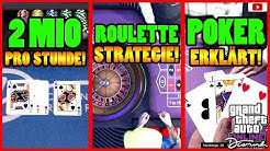 🤑Casino 2 MIO DOLLAR Pro Stunde SOLO Geld Trick!🤑 ALLE Spiele Erklärt! [GTA 5 Online Update DLC]