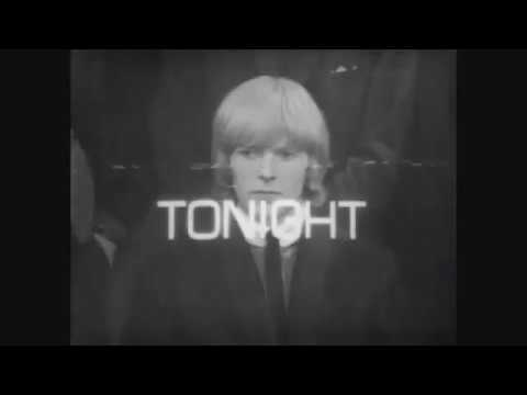 First Time on TV  David Bowie at Tonight 1964