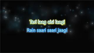 Teri Hogaiyaan - Vishal Mishra - Karaoke with Lyrics