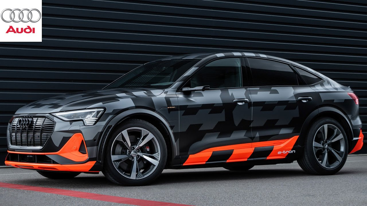 2021 Audi e-tron S Sportback - The Most Powerful Electric ...