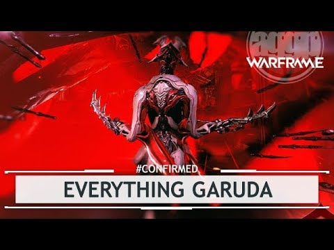 Warframe: Garuda Abilities, Passive & Gameplay -  Devstream 118 [#confirmed]
