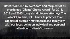 Best divorce attorney in Port Washington, NY - 516-938-3330 - The Pollack Law Firm, P.C.