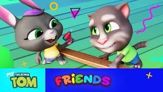 Download Lagu FINALLY: THE TREEHOUSE IS HERE! 🌳🏠 NEW UPDATE My Talking Tom Friends (Official Trailer) mp3