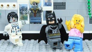 Lego Train Batman Escape from Zombie Attack Episode 3