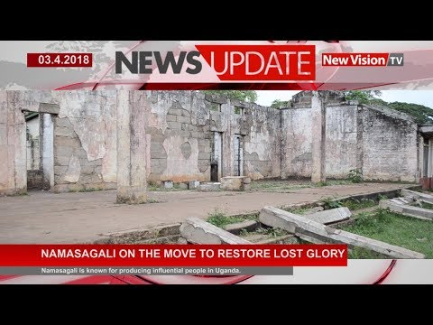 Namasagali on the move to restore lost glory