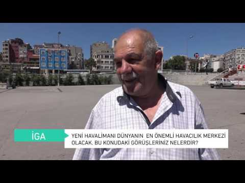 İstanbul Yeni Havalimanı Sokak Röportajları