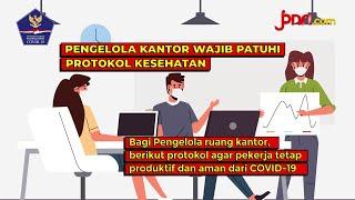 Perkantoran Harus Fasilitasi 3M Agar Karyawan Tetap Produktif - JPNN.com