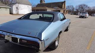 1972 Buick skylark for sale at www coyoteclassics com for $14995