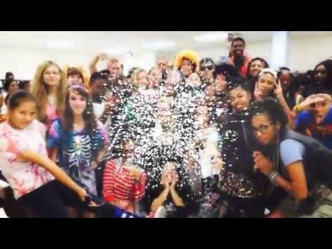 Oakland Mills High School Choir End of Year Slideshow 2015