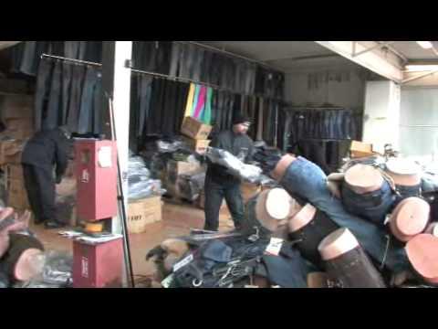 Razie V Libuši - Celníci A Cizinecká Policie